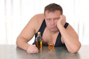Муж пьёт алкоголь: что делать?